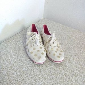 Keds Kate Spade NY Polkadot Sneakers